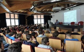 Conferenza scuola – esperti a San Michele all'Adige