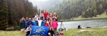 Viaggio di scambio dei ragazzi della Core Area 1 nelle Alpi Orientali.