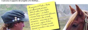 Il lupo, una cavalla, una viaggiatrice: serata con Paola Giacomini a Valdieri (CN)!