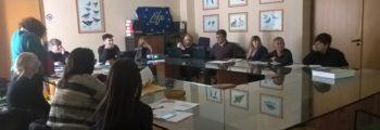 Riunione annuale del Gruppo di Comunicazione a Chiusa di Pesio