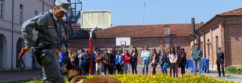 "LIFE WOLFALPS: lupi e cani antiveleno al Liceo ""Ancina"" di Fossano"