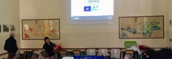 Alla Scuola Forestale di Ormea di parla di lupo e antibracconaggio con il progetto LIFE WOLFALPS
