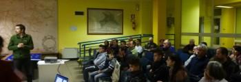 INCONTRO CON I CACCIATORI DEL COMPRENSORIO ALPINO TORINO 3