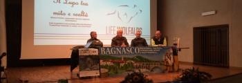 Serata sul lupo a Bagnasco con LIFE WOLFALPS