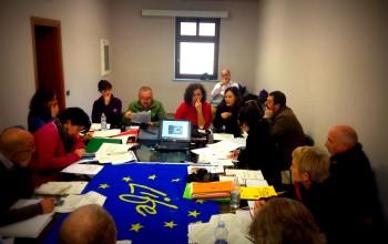 Meeting operativo del Gruppo di comunicazione