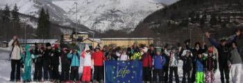 """Progetto didattico """"Ululato sulle Alpi"""":"""